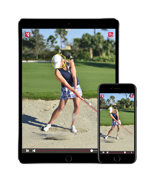 Forbes.com - V1 Golf App Brings Personalized Instruction To Your Smartphone